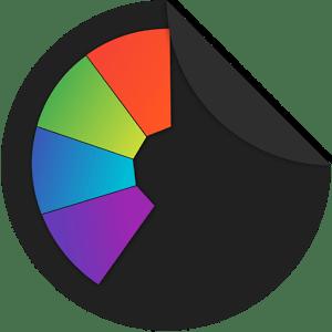 Gradient Zooper Theme 1.1.0