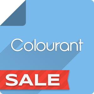Colourant Icon Pack 12.5