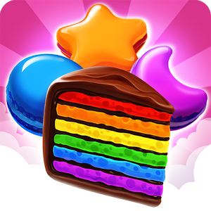 Cookie Jam 6.40.206 MOD Unlimited Health + Coins