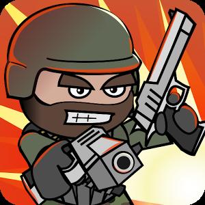 Doodle Army 2 Mini Militia 3.0.136 MOD Unlocked