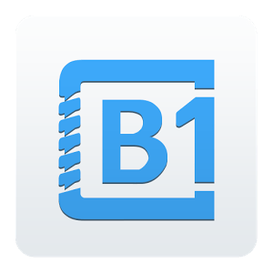 B1 File Manager and Archiver 1.0.051