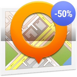 Maps GPS Navigation OsmAnd+ 2.7.1