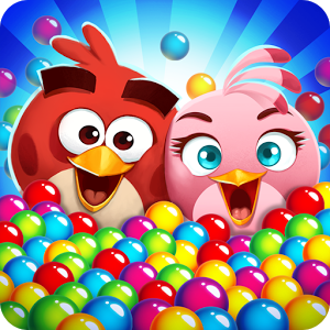 Angry Birds POP Bubble Shooter 3.15.0 MOD Unlocked