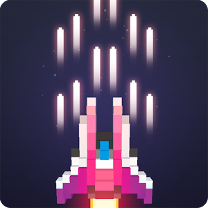 Retro Shooting Pixel Space Shooter 1.4.3 MOD Unlocked