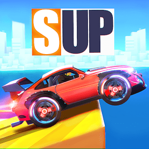 SUP Multiplayer Racing 1.4.4 MOD Unlimited Coins Unlocked