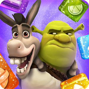Shrek Sugar Fever 1.4.2 MOD Unlimited Coins