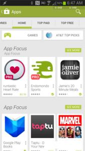Google Play Store 10.4.13