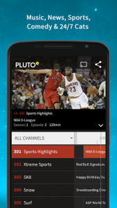 Tv.pluto.android 3
