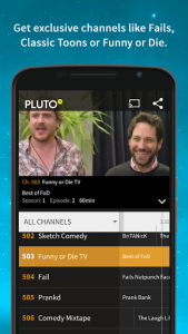 Tv.pluto.android 4